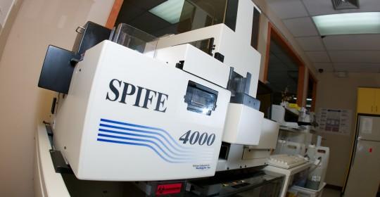 SPIFE 4000 Llega al Laboratorio Clínico Toledo